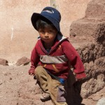 Child from Maragua