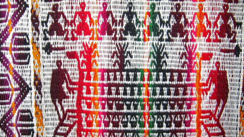 Indigenous Weaving in Sucre